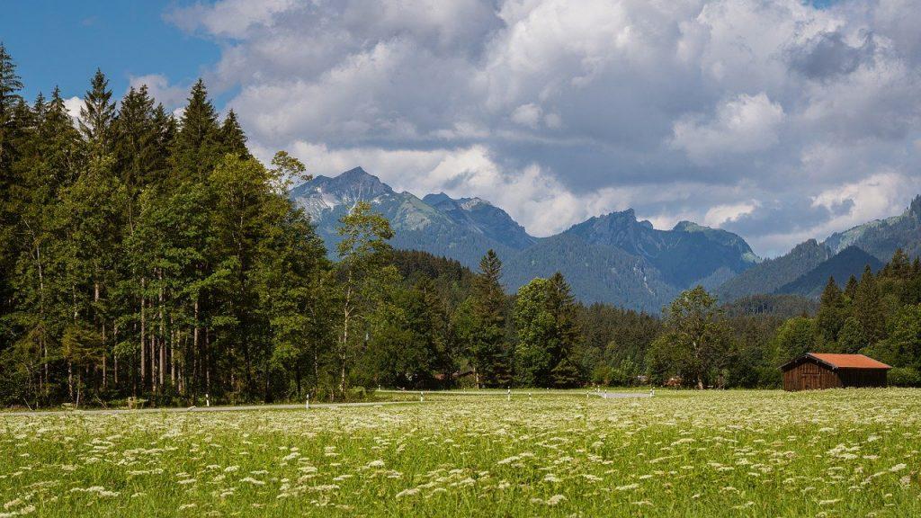 Bayern Landschaft